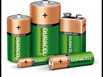 Batterier Genopladelig