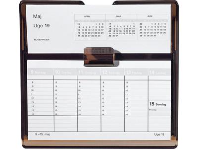 Flip-A-Week bordkalender, REFILL, FSC Mix