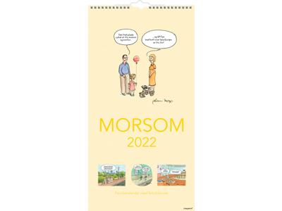 Familiekalender, Morsom, FSC Mix