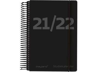 Stor Studiekalender, 1 dag, fiberpap, FSC Mix
