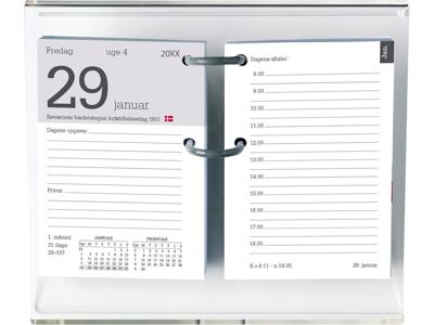 Blokkalender, REFILL, FSC Mix