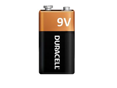 Batterier 9V