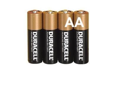 Batterier AA