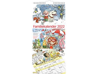 Familiekalender m/illu. af Otto Dickmeiss, FSC Mix