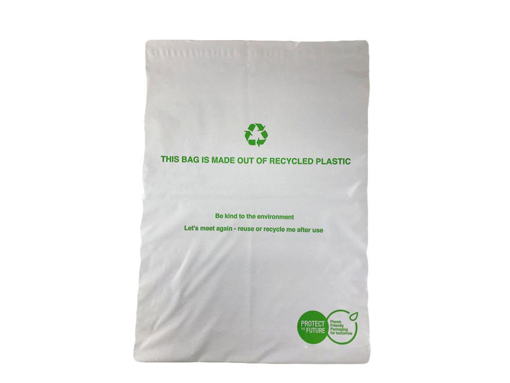 Forsendelsesposer recycled