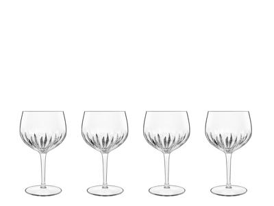 Luigi Bormioli Spansk Gin & Tonic glas 80 cl 4 stk, Mixology
