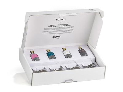 Zone Tasting box