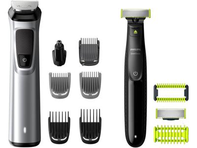 Philips Multigroom series 9000 12-i-1 hårklippersæt