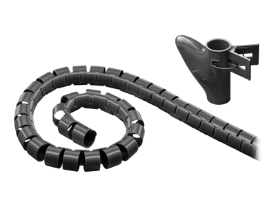 Kabelholder sort 2,5m