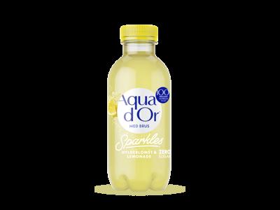 Kildevand Sparkles Hyldeblomst & Lemonade 0,30 ltr 20 stk