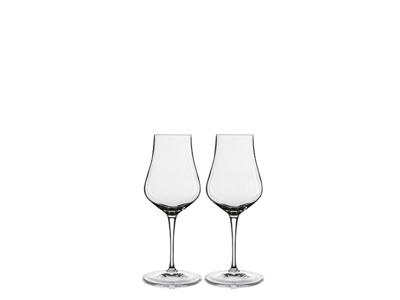 Luigi Bormioli Rom-/whiskyglas spirits 17 cl 2 stk, Vinotequ