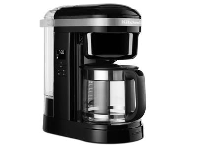 KitchenAid Kaffemaskine 1,7 L, 34 x 18,2 cm i sort, Classic