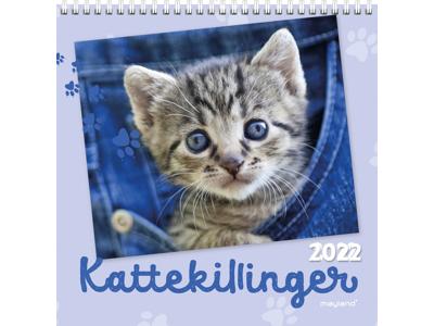 Vægkalender, Kattekillinger, FSC Mix