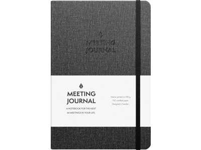 Meeting journal Mayland