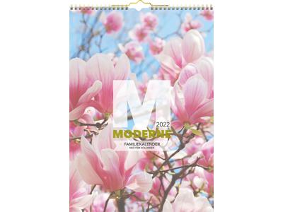 Familiekalender, Moderne, FSC Mix