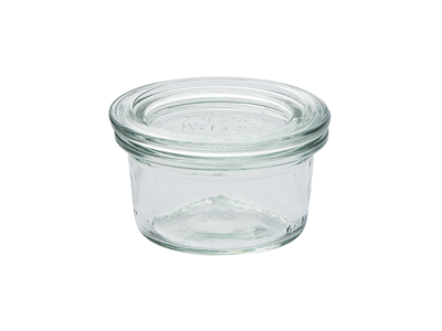 Weck sylteglas mini 50 ml