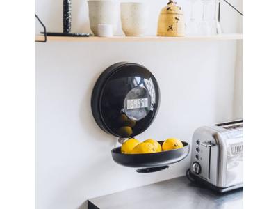 Vægt køkken digital 3 kg Sort Wally