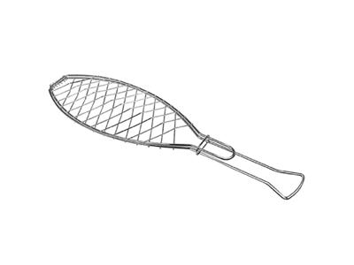 Grilltang til fisk 53 cm EASY