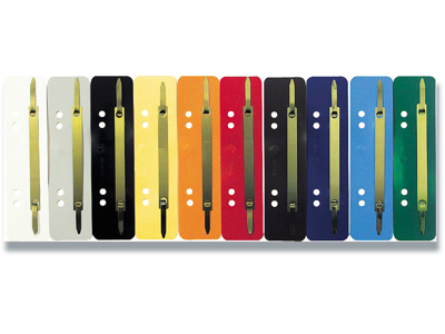 Brevhæfter, 1 stk, Blå, 6 og 8 cm,