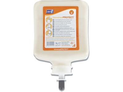 Hudcreme, uden parfume, 1000 ml, Deb Stokoderm Protect PURE