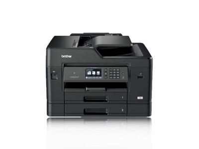 Brother MFC-J6930DW multifunktionsmaskine Inkjet A3 1200 x 4800 dpi 35 sider pr. minut Wi-Fi