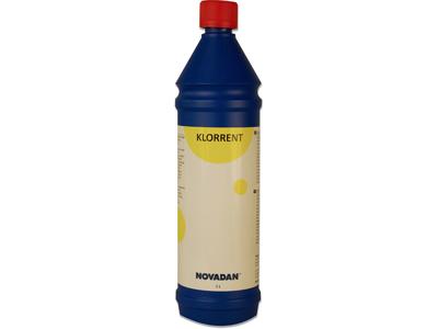 Klorrent 1l Til desinfektion af lokaler, kølerum, redskaber, maskiner m.m.