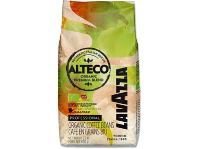 Kaffe, Hele bønner, Espresso, 1000 g, Lavazza Alteco Økologisk