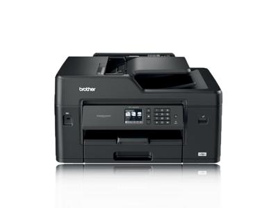 Brother MFC-J6530DW multifunktionsmaskine Inkjet A3 1200 x 4800 dpi 35 sider pr. minut Wi-Fi
