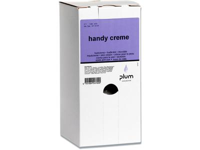 Hudcreme, uden farve, parfume, 15% fedt, 700 ml, Plum Handy