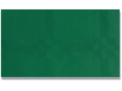 Borddug, Mørkegrøn, 118cmx50m, Papir, Gastro