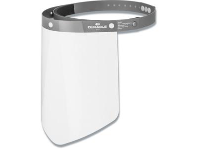 Ansigtsvisir, CE-mærket, 1 stk, One-size, Durable
