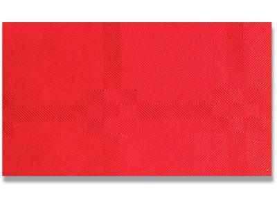 Borddug, Rød, 118cmx50m, Papir, Gastro-Line