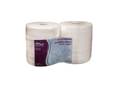 Toiletpapir Pristine extra