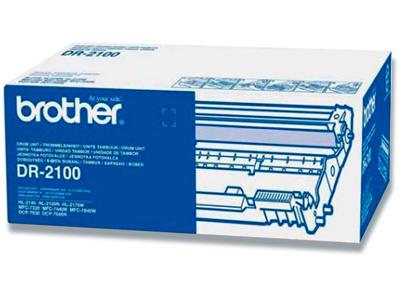 Tromle, Ingen farve, 12.000 sider, Brother, Brother DR-2100