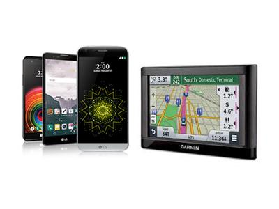 Telefoni og Navigation