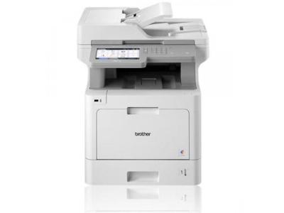 Brother MFC-L9570CDW multifunktionsmaskine Laser A4 2400 x 600 dpi 31 sider pr. minut Wi-Fi