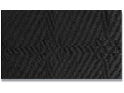 Borddug, Sort, 118cmx50m, Papir, Gastro