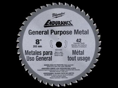 Rundsavklinge metal 42td 200mm