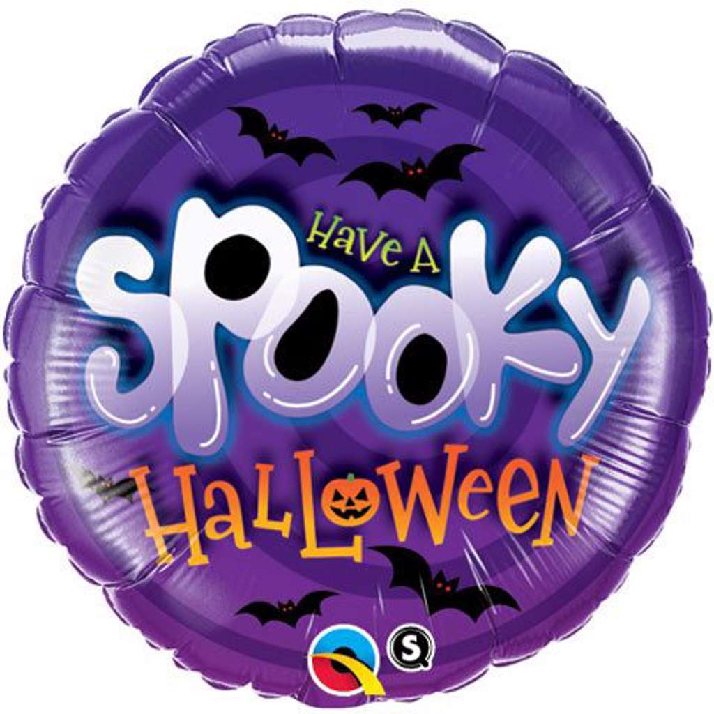 HAVE A SPOOKY HALLOWEEN