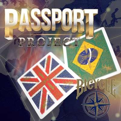 PASSPORT PROJECT DECK