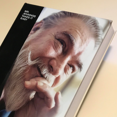 MR. JENNINGS TAKES IT EASY - Richard Kaufman