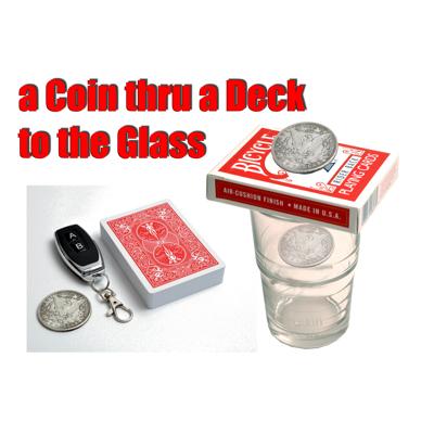 COIN TO GLASS DELUXE - Jari Santala