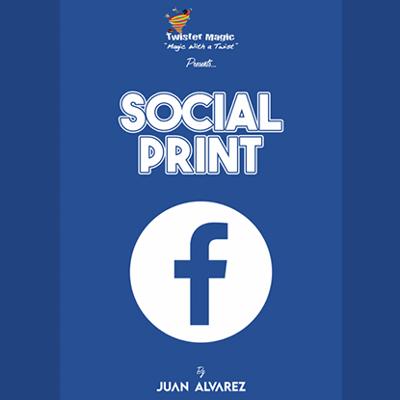 SOCIAL PRINT - Juan Alvarez