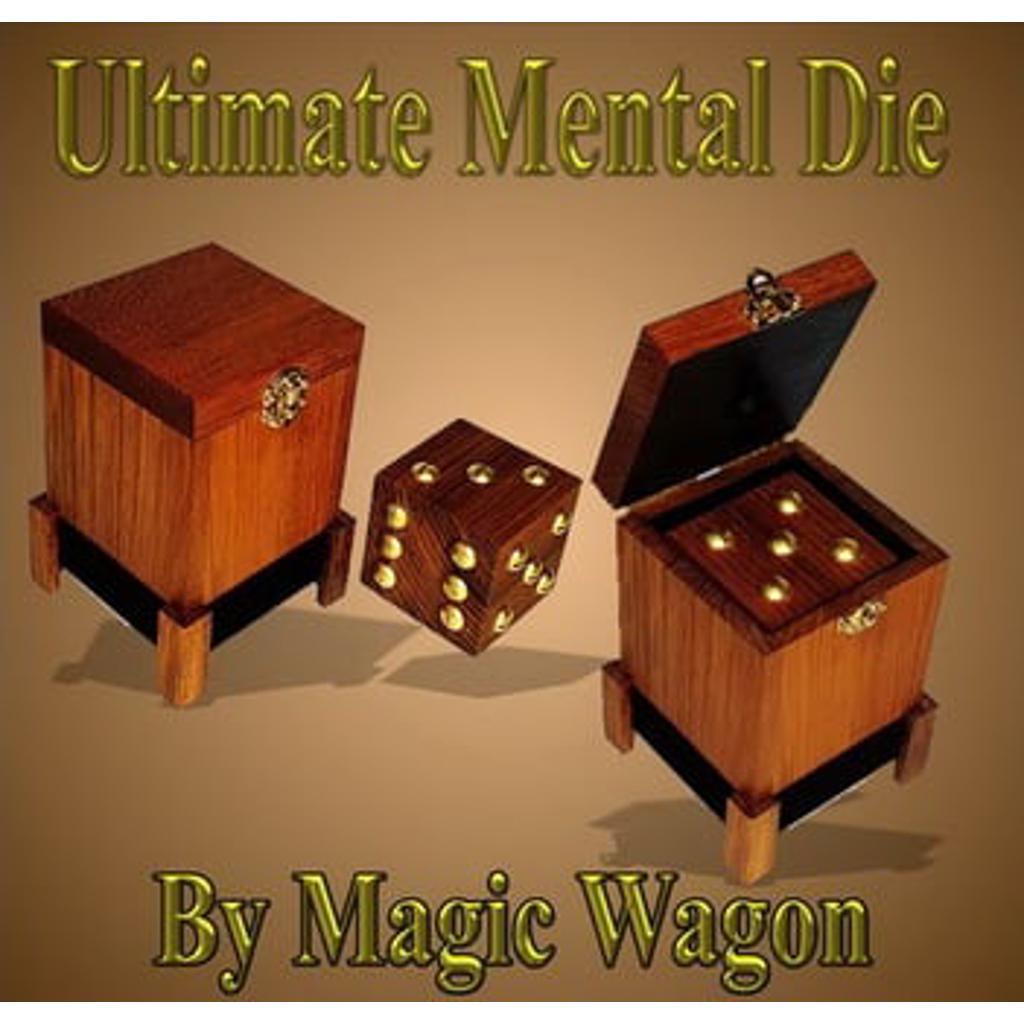 ULTIMATE MENTAL DIE - Magic Wagon