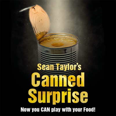 CANNED SURPRISE - Sean Taylor