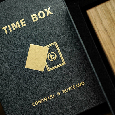 TCC TIME BOX - Conan Liu & Royce Luo