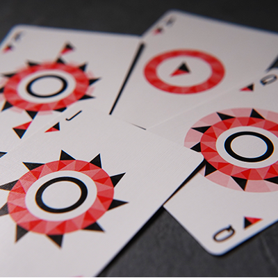 VIRTUOSO P1 PLAYING CARDS