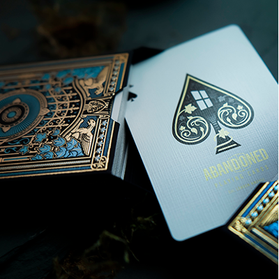DYNAMO'S ABANDONED PLAYING CARDS