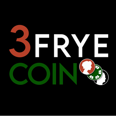 3 FRYE COIN - Charlie Frye