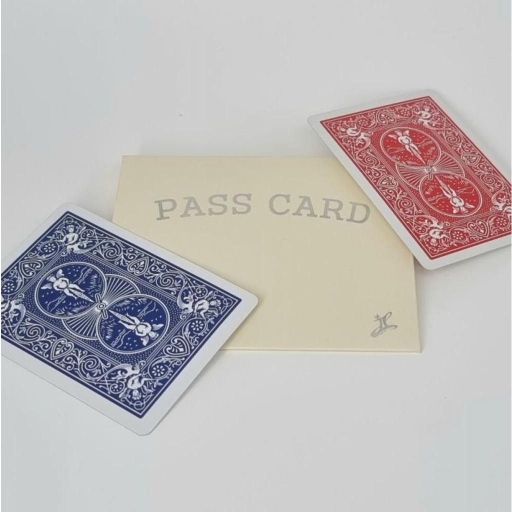 PASS CARD - JL Magic